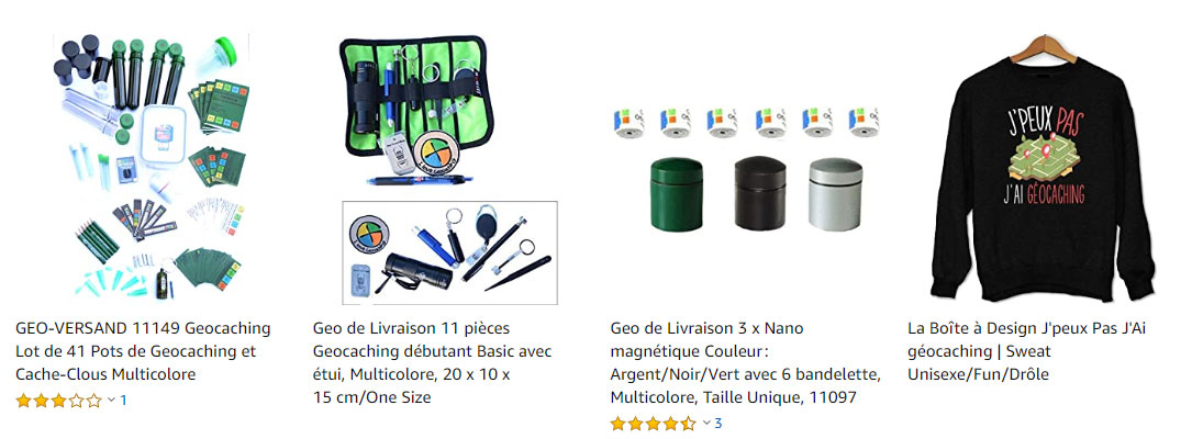 geocaching-equipements